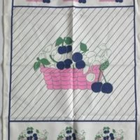 Kuhinjske krpe lan-pamuk